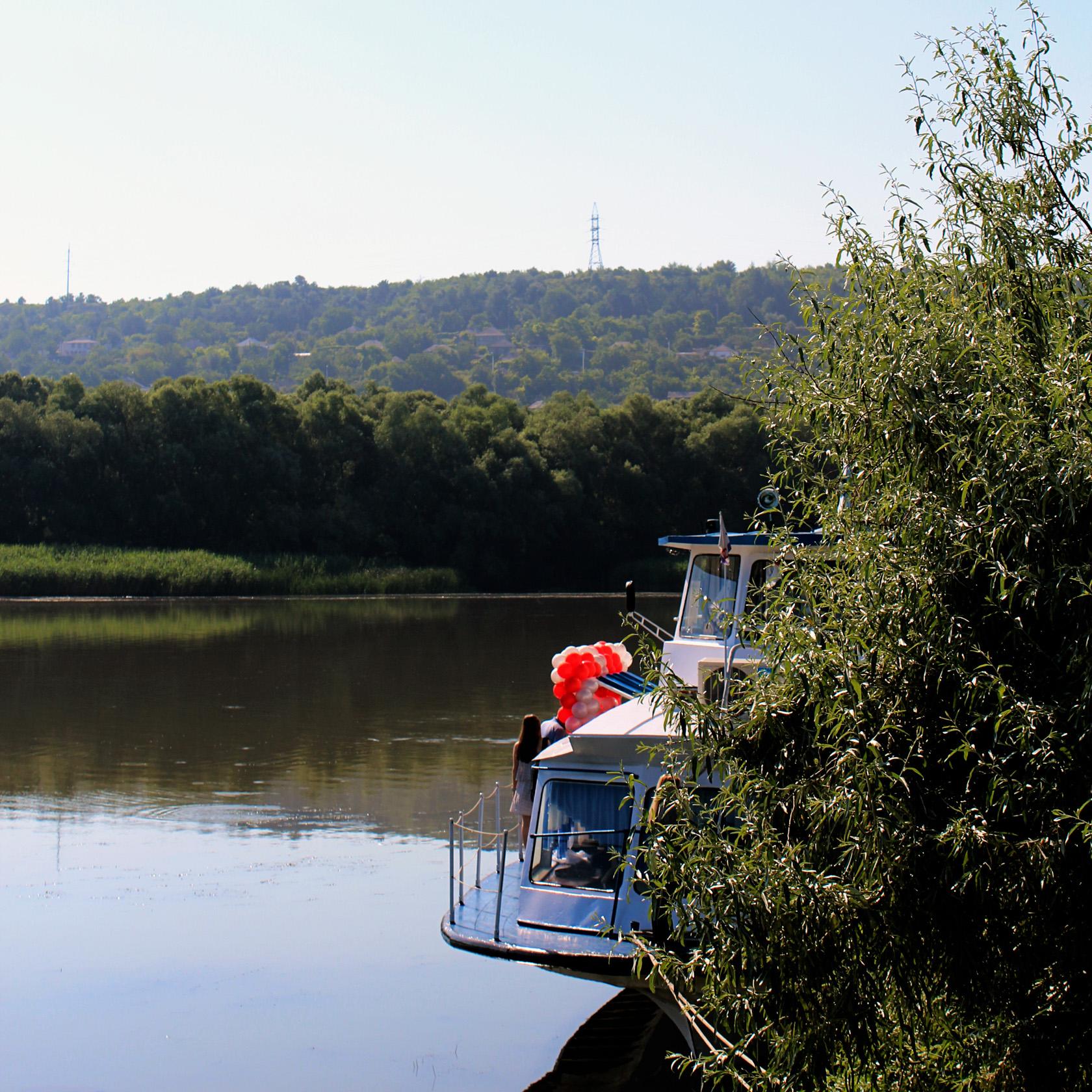 Summer Boat Trip.