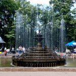Chisinau Fountains, June 2017